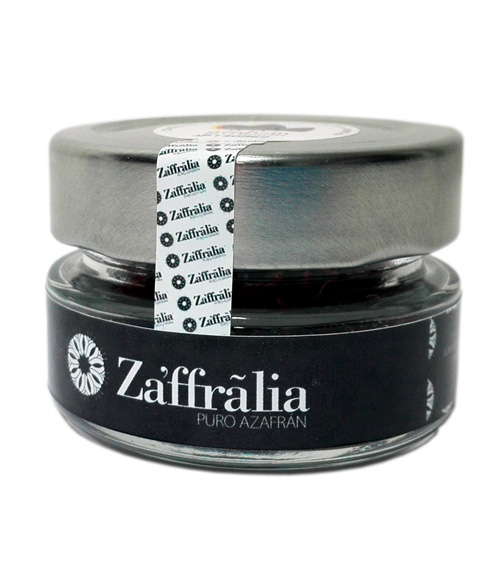 azafran 2 gramos zaffralia. plata